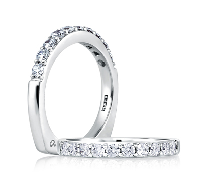 home rings a jaffe classic signature eleven diamond shared