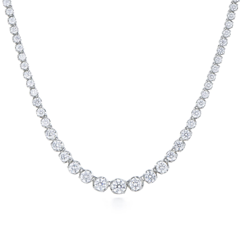 Riviera Diamond Necklace Dk Gems