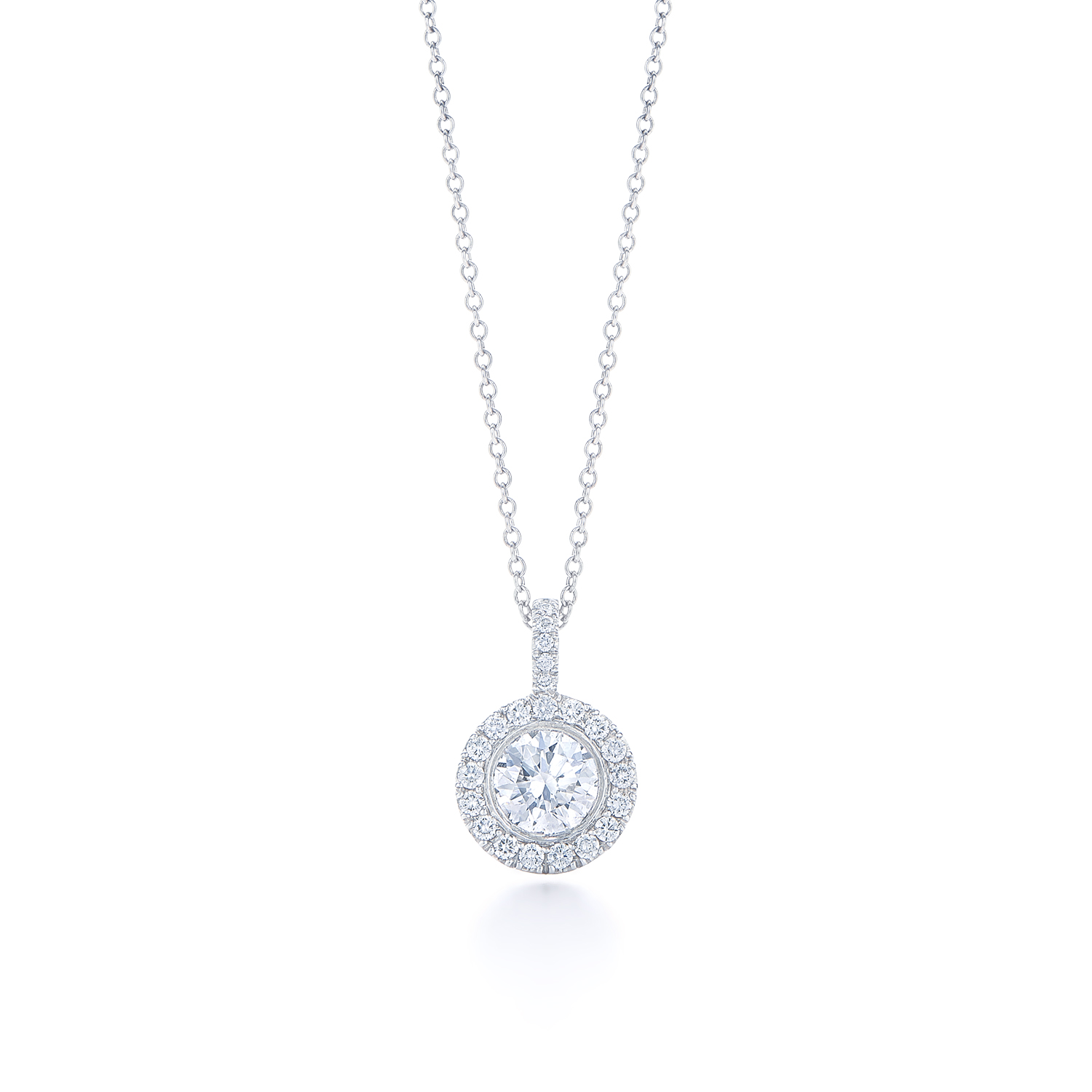 Round diamond solitaire pendant dk gems round diamond solitaire pendant at dk gems online mozeypictures Image collections