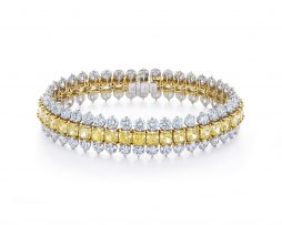 yellow-and-white-diamond-bracelet-in-platinum-and-yellow-gold-at-dk-gems-online-platinum-diamond-bracelet-store-and-best-st-maarten-jewelry-stores-s15420_01
