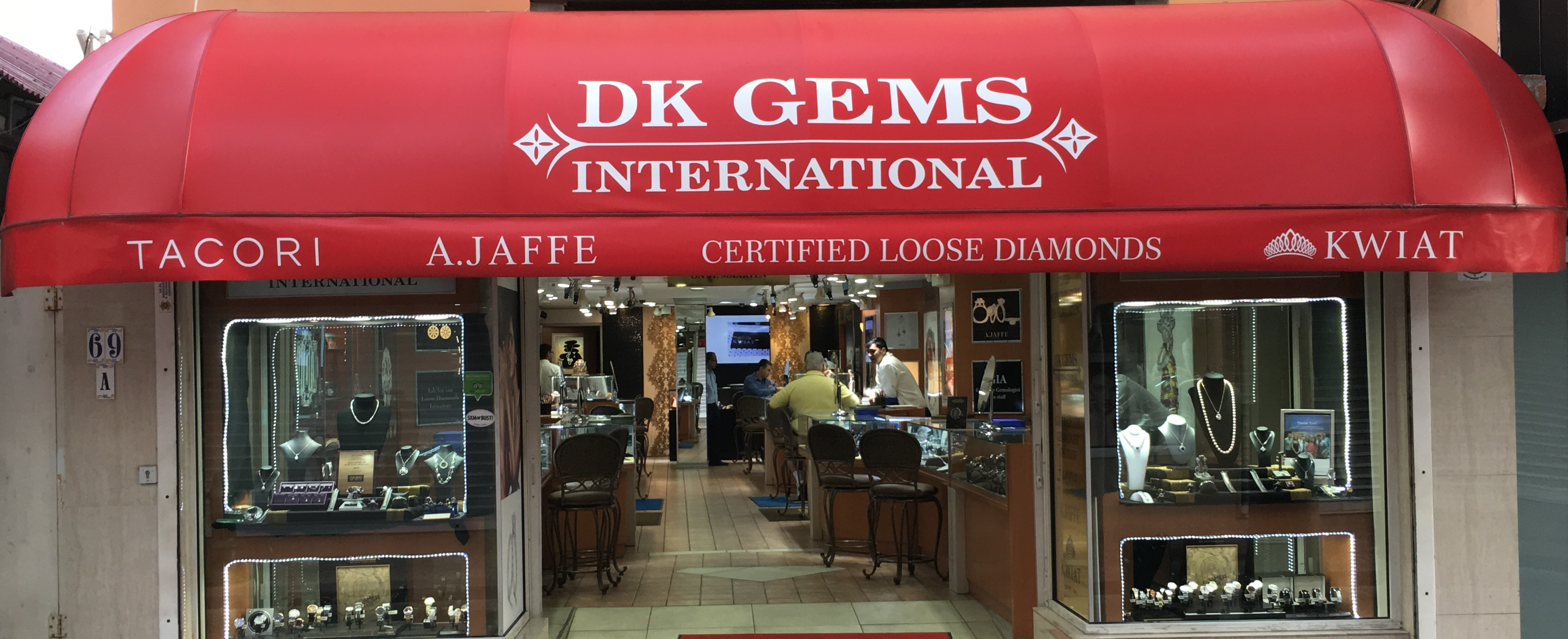 DK Gems VOTED #1 BEST St Maarten Jewelry stores 2016 by the DAILY HERALD SXM