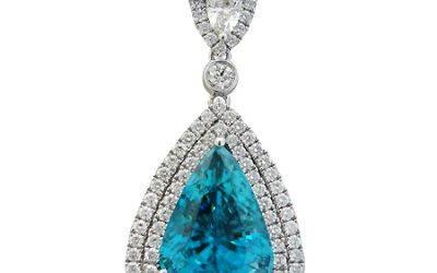 December birthstone : Zircon
