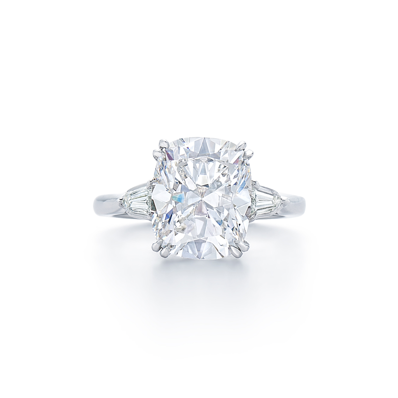 cushion diamond engagement ring dk gems. Black Bedroom Furniture Sets. Home Design Ideas
