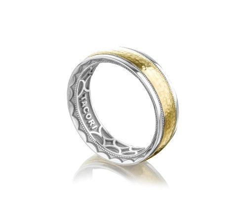 Tacori Mens Wedding Bands At Dk Gems Online